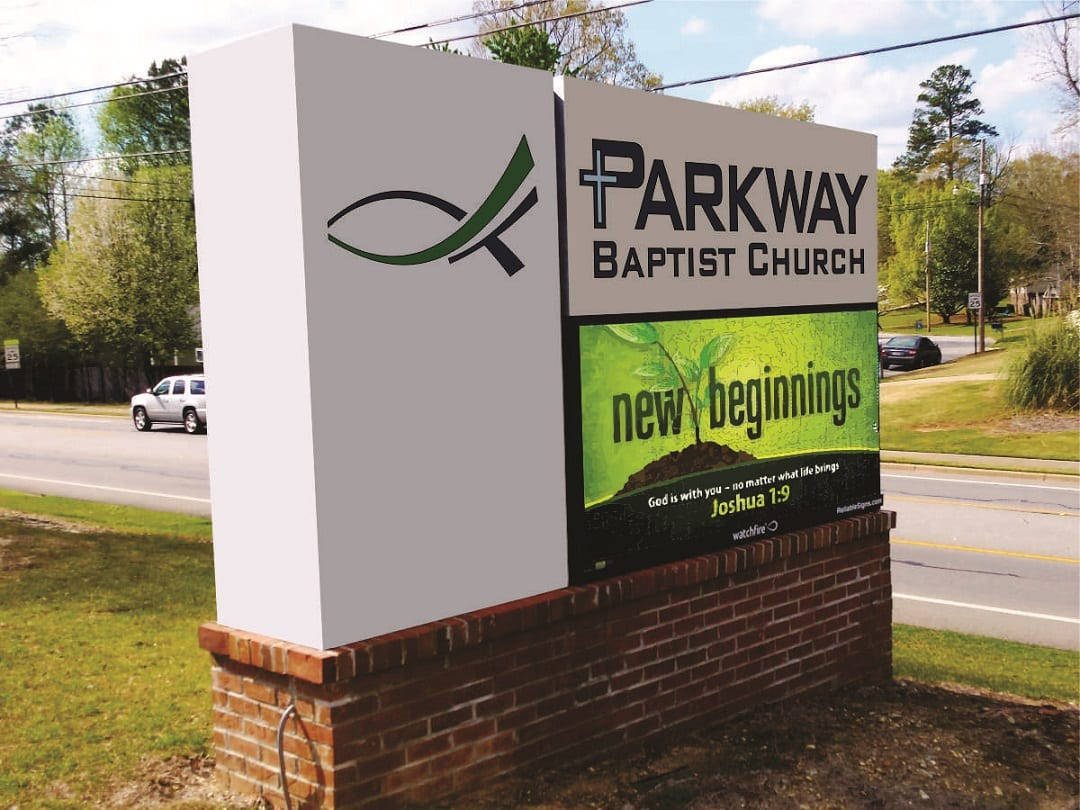 Church Signs | Reliable Signs