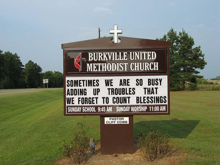 Burkeville United Methodist Church