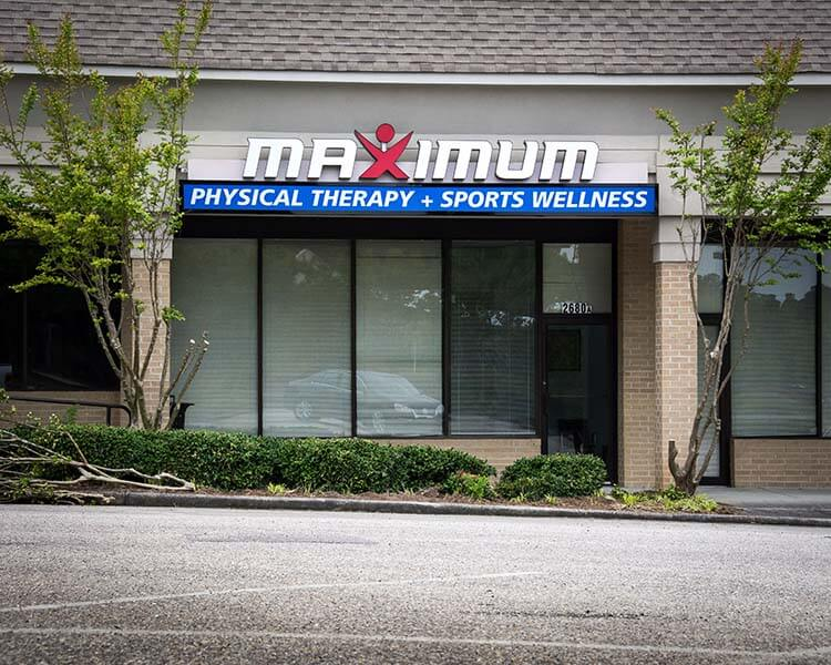 Maximum Physical Therapy