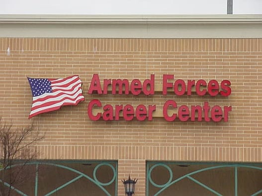 Armed Forces - Hoover