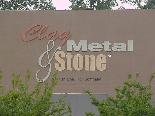 Clay Metal & Stone