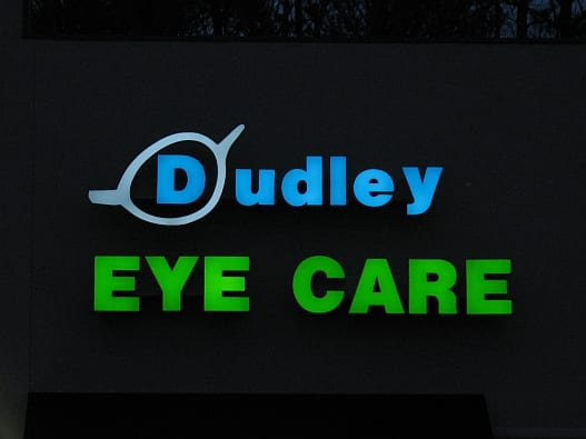 Dudley Eye Care - Night