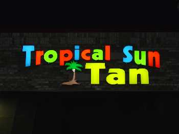 Tropical Sun Tan