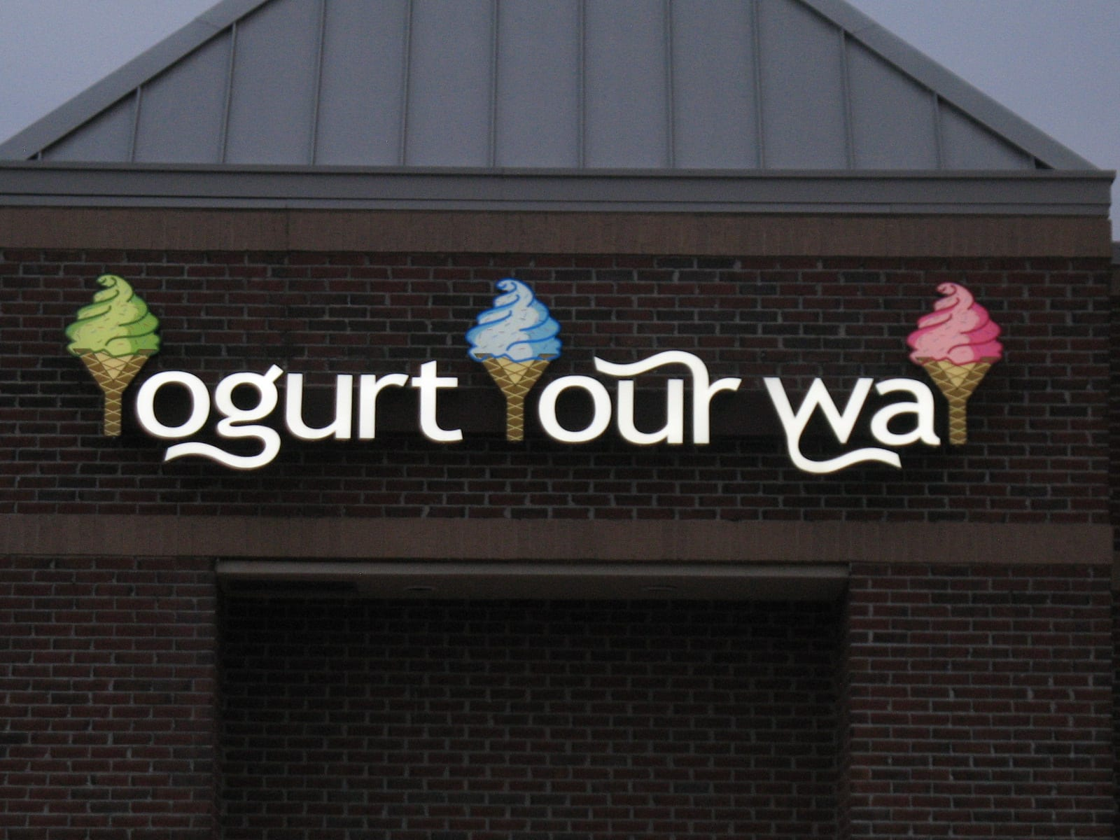 Yogurt Your Way (Chelsea)