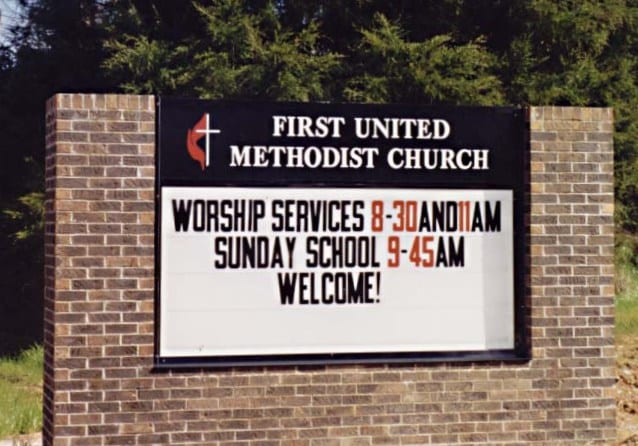 First United Methodist Alabaster, AL
