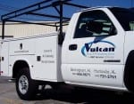 Vulcan Heating & Air - Truck