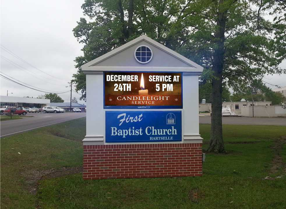 First Baptist Church Hartselle