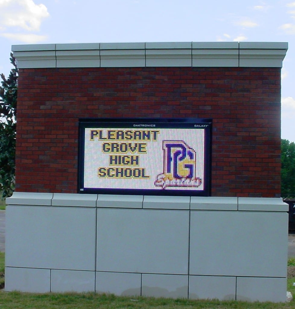 Pleasant Grove High School (Pleasant Grove)