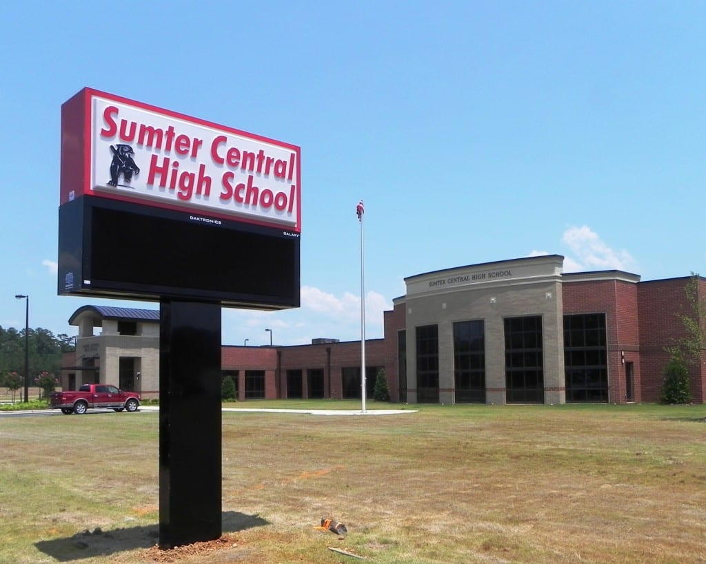Sumter Central High School (York)