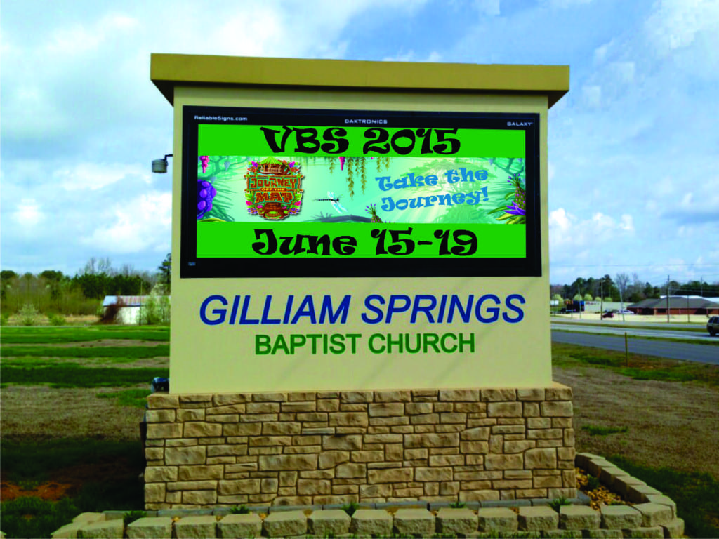 07. Gilliam Springs Baptist Arab, AL