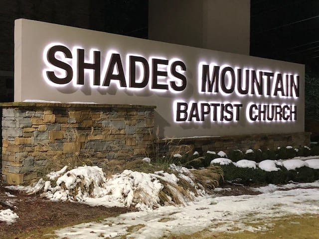 Shades Mountain Baptist Church