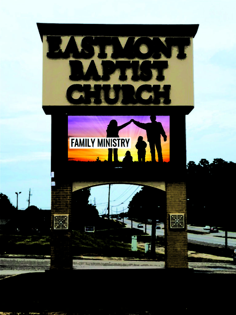 Eastmont Baptist Church Montgomery, AL